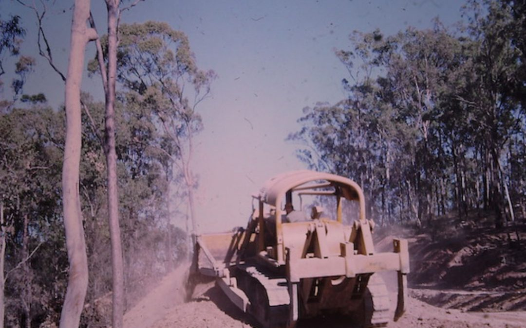 The bulldozers were provided at below cost